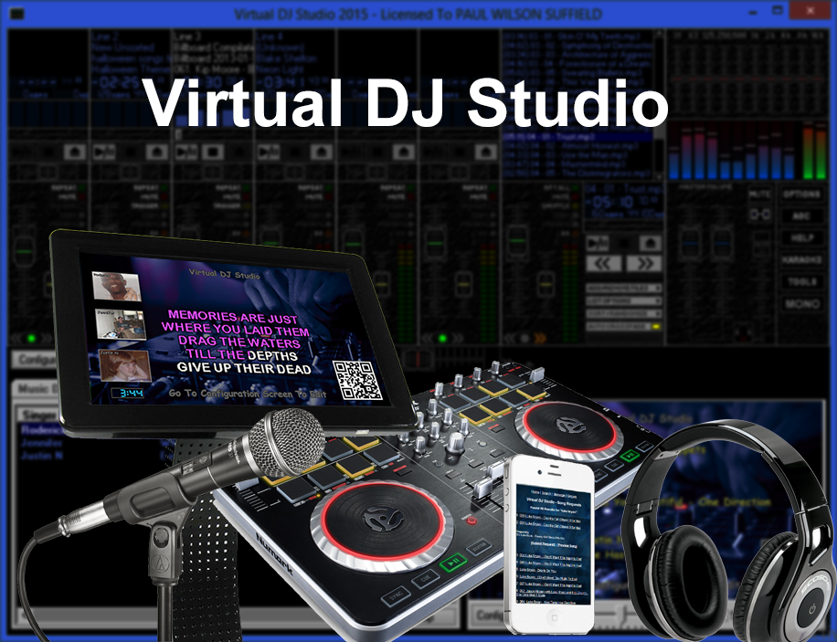 🎧 Virtual DJ Studio - Downloads - Professional DJ and
